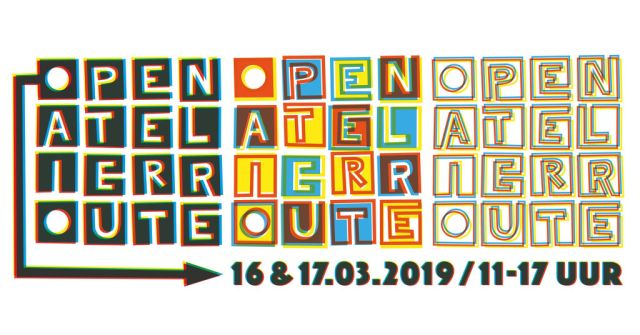 Ik doe mee met de Open Atelier Route Dordrecht 2019